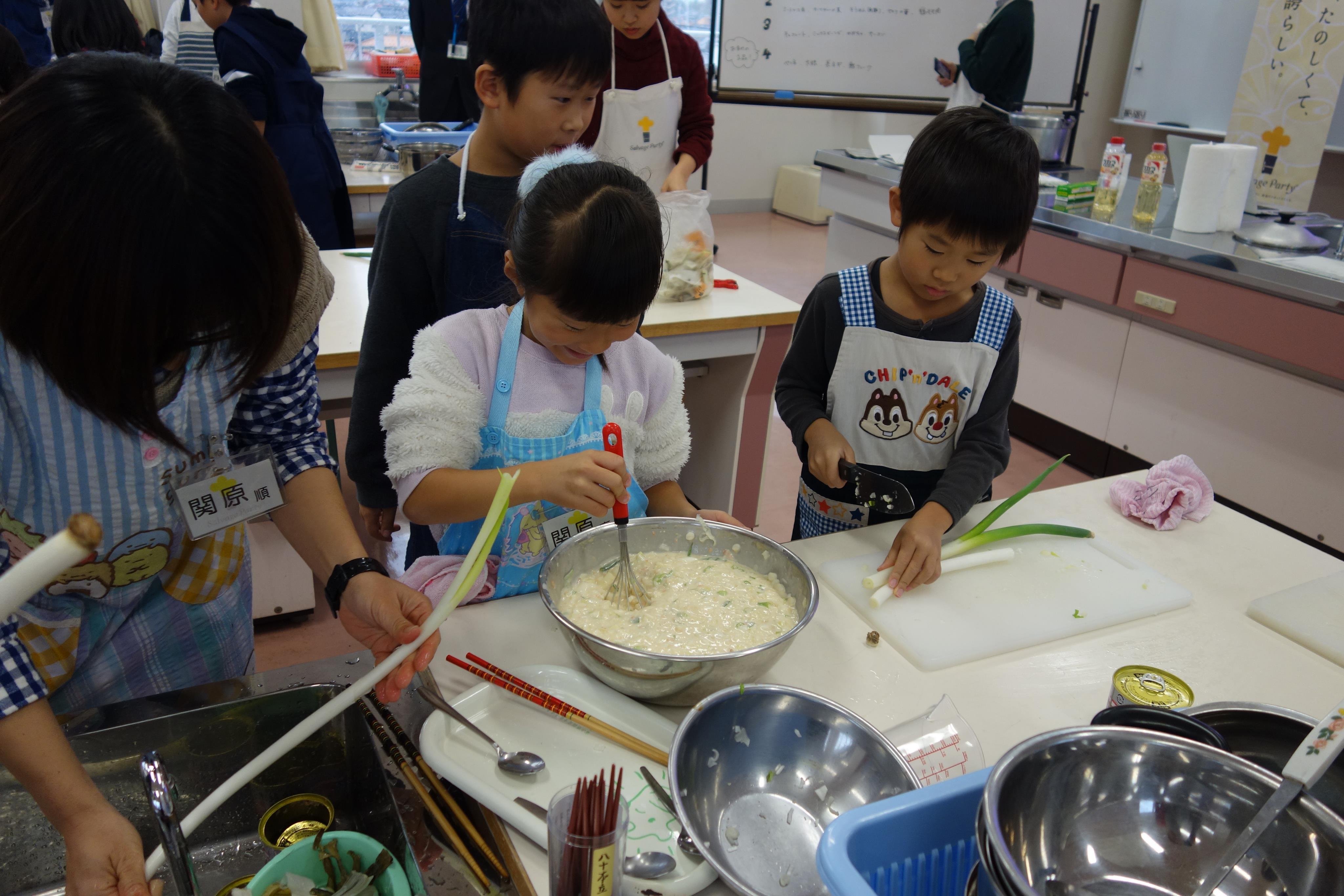 開催レポート 富山県でサルパ!@富山市萩浦小学校 – サルベージ ...